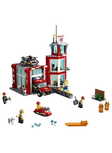 Lego Lego City Fire Station 60215 Renkli